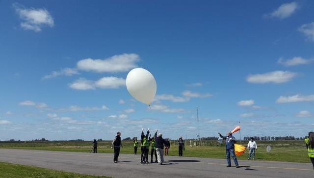 Alumnos de La Matanza y la NASA, integrados en el estudio del clima