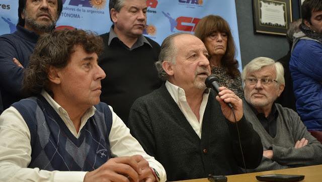 El FREPUVI La Matanza llamó a protestar junto a las dos CTA el jueves