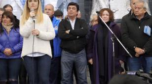 Plenario del peronismo matancero y representantes de sectores sociales