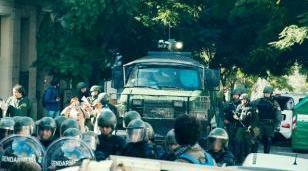 La CTA Matanza repudió la salvaje represión en Rosario