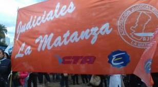 Denuncian persecución sindical a dirigente matancero de la Asociación Judicial Bonaerense
