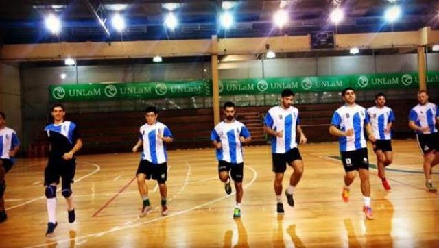 La UNLaM, en el Mundial Universitario de futsal
