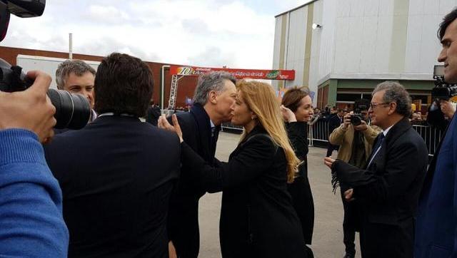 Magario recibió en Virrey del Pino a Macri y Vidal por la apertura de planta de Manaos