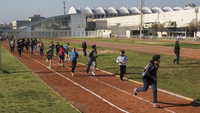 El programa la Universidad y Vos sigue incluyendo a través del deporte
