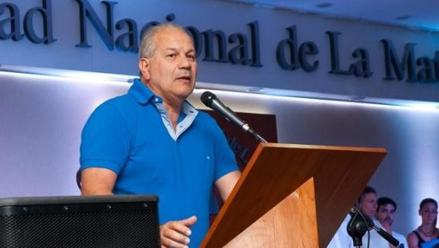 "Daniel Martínez: ""La UNLaM representa un orgullo para mucha gente"""