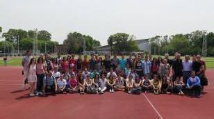 100 estudiantes de la UNLaM se preparan para cumplir su sueño olímpico en CABA