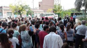 Docentes despedidos de la UNLaM realizaron una clase pública