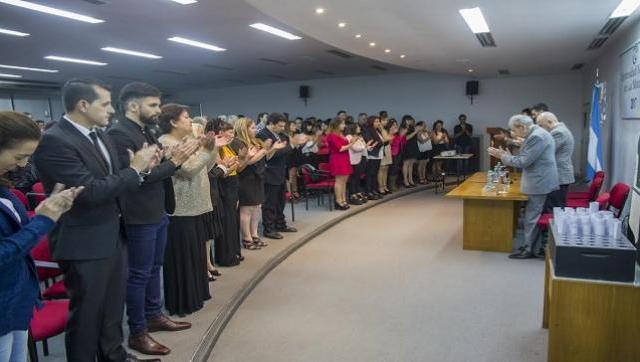 Se graduaron nuevos locutores nacionales de la UNLaM