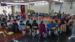 Empleados de la UNLaM se capacitaron para garantizar la mayor inclusión de las personas con discapacidad