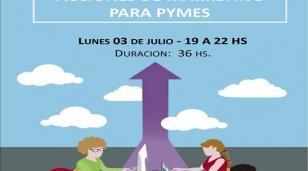 Comienza el curso de Acciones de Marketing para PYMES en la UNLaM