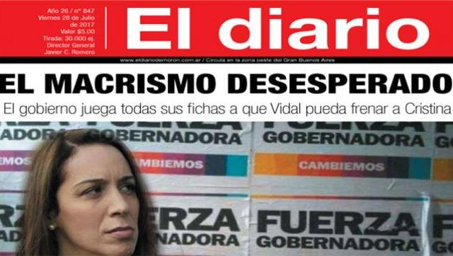 El diario N° 847
