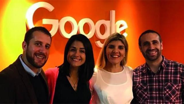 Graduados de la UNLaM, premiados por Google por un proyecto con impacto social