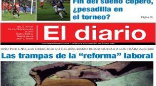 El diario N° 851