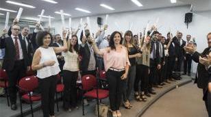 La UNLaM celebró su XVIII ceremonia de Colación de Posgrado