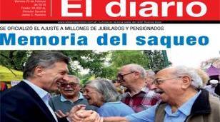 El diario N° 854