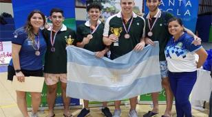La UNLaM se quedó con la medalla de bronce en El Salvador