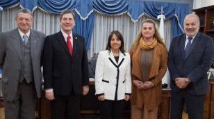 La UNLaM firmó un convenio con el Colegio de Abogados de Morón