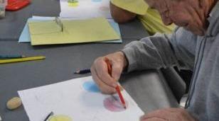 Comienza un nuevo taller de Dibujo y Pintura para adultos