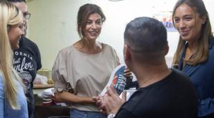 Visita de Vidal y Awada a La Matanza