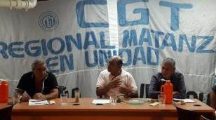 """La CGT """"en unidad"""" designó a los encargados de encarar el proceso de reunificación"""