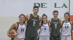 La UNLaM presentará dos equipos de básquet 3×3 en el Panamericano de Brasil