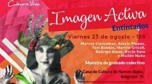 """""""Entintados"""", muestra de grabados en La Matanza"""