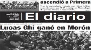 El diario 874