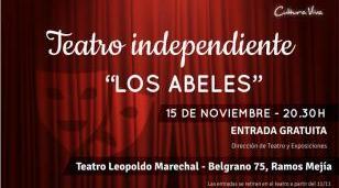 """Noches de Teatro Independiente presenta  """"Los Abeles, show de impro"""""""
