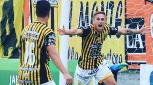 """Rodrigo Acosta, el autor del gol que desató la euforia: """"Fue una descarga tremenda"""""""
