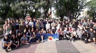 La delegación de artistas de La Matanza viaja a Cosquín