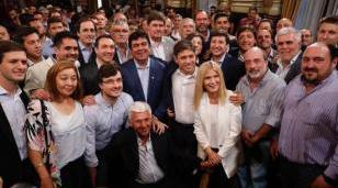 """Espinoza participó del lanzamiento del """"Plan Argentina contra el Hambre"""""""