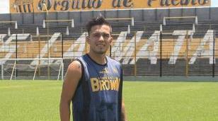 """Torres: """"Es lindo enfrentar a equipos de Primera"""""""