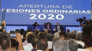 Fernando Espinoza abrió las sesiones del HCD de La Matanza