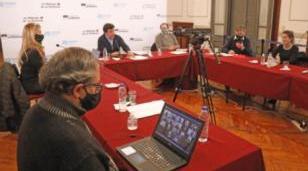 Se conformó una mesa permanente de diálogo para la post pandemia