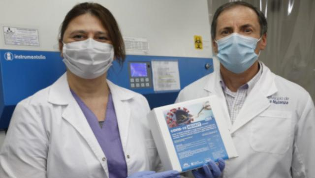 El laboratorio del Hospital Municipal Teresa Germani ya procesa hisopados PCR de covid-19 en 6 horas