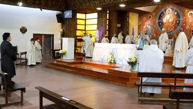 Asunción del Obispo de Laferrere