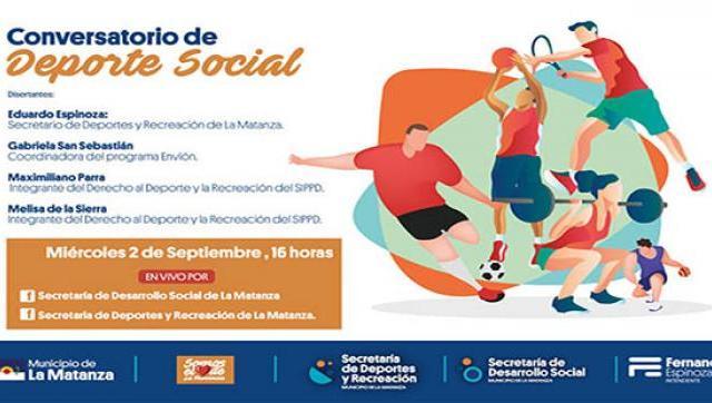 Conservatorio de deporte social en La Matanza