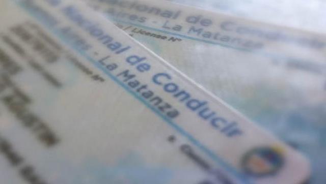 Prórroga de las licencias de conducir y alerta por oferta de licencias y trámites fraudulentos