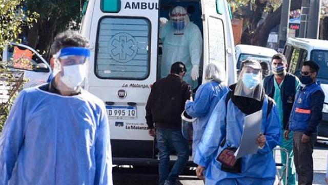 La Nación asiste al Municipio para enfrentar la pandemia