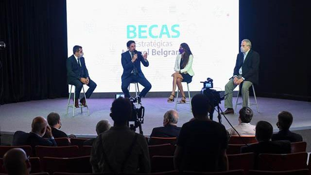 Abrió la inscripción para el Programa de Becas Estratégicas Manuel Belgrano