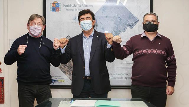 La Matanza designó designó dos nuevos directores regionales