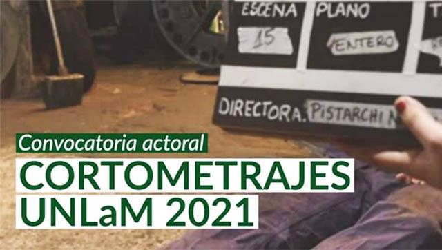 CORTOMETRAJES UNLaM 2021